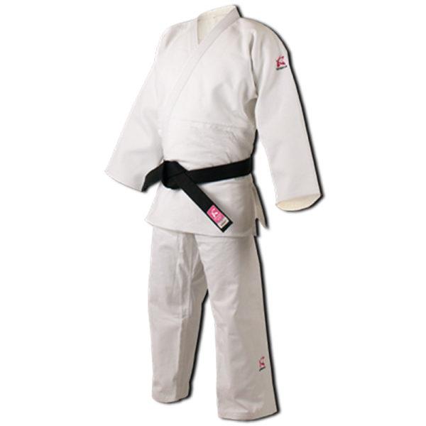 ミツボシ REIGEAR L Class 柔道衣上衣 イメージ ロゴカラー・レッド