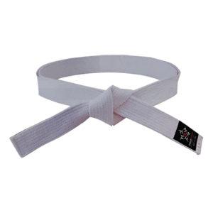 NICE GUY White Belt (練習用白帯)イメージ