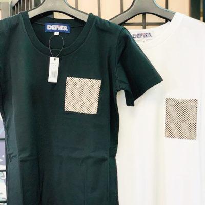 D賞 デフィール社 柔道刺子T-shirt