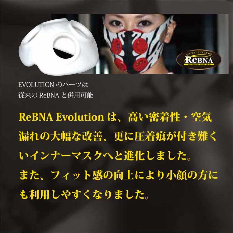 レブナ Evolutionの機能