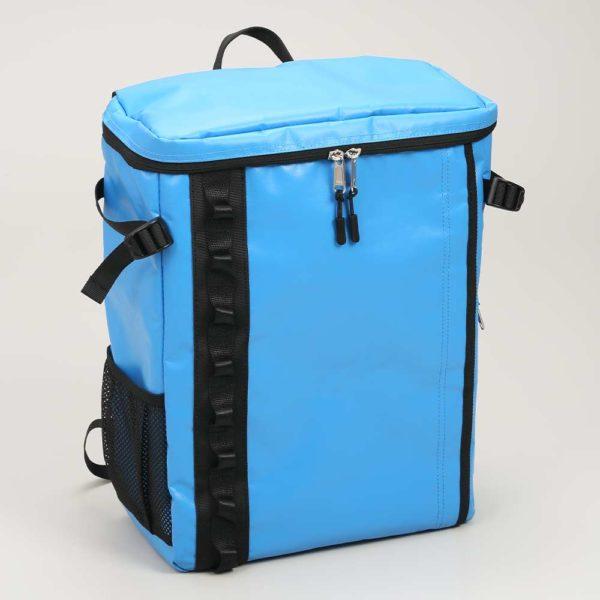DEFIER DAY BAG -BLUE- 青- 表