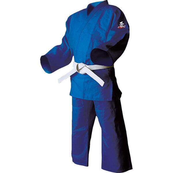 HANZO (半蔵) BLUE (一重柔道着)