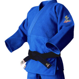 [IJF公認マーク付き] IEYASU (家康) BLUE 上衣
