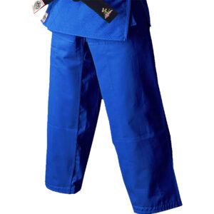 [IJF公認マーク付き] IEYASU (家康) BLUE 下衣