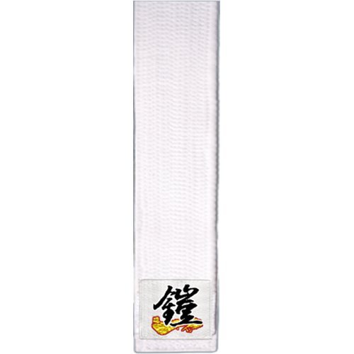 [IJF公認マーク付き] YOROI NOBUNAGA (鎧信長) 白帯