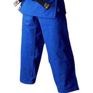 [IJF公認マーク付き] YOROI NOBUNAGA (鎧信長) BLUE 下衣