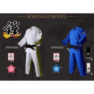 [IJF公認マーク付き] YOROI NOBUNAGA (鎧信長)