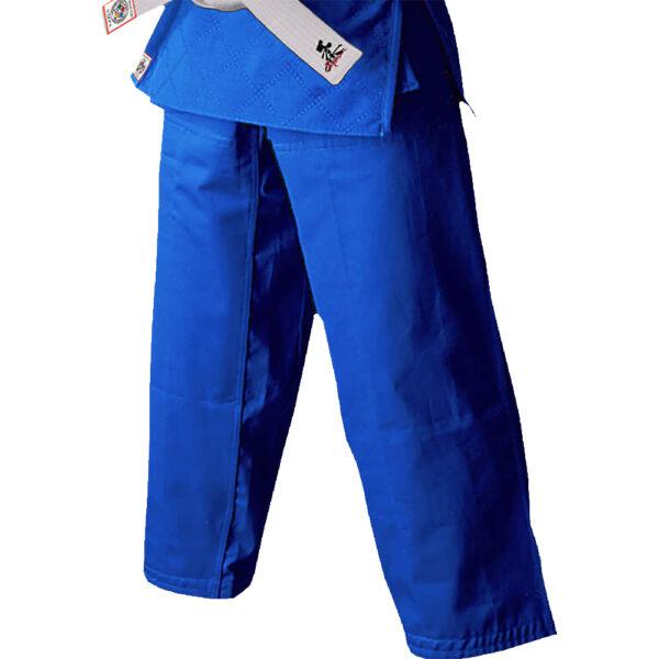 [IJF公認マーク付き] SHINGEN (信玄) BLUE 下衣