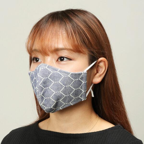 和柄刺子マスク