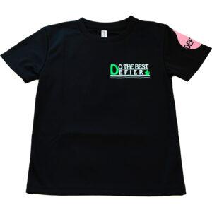 カモTシャツ グリーン 表