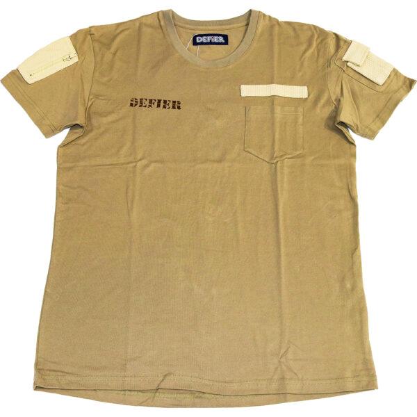 MA1 Tシャツ ベージュ 表