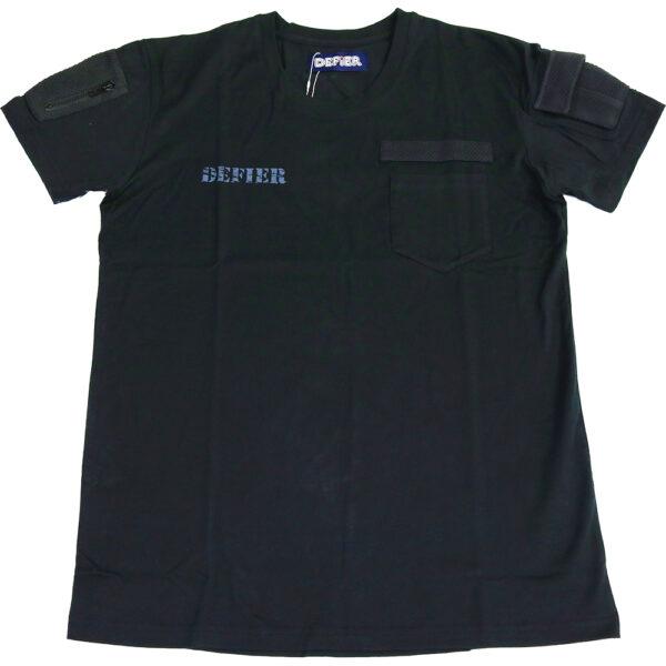MA1 Tシャツ 黒 表