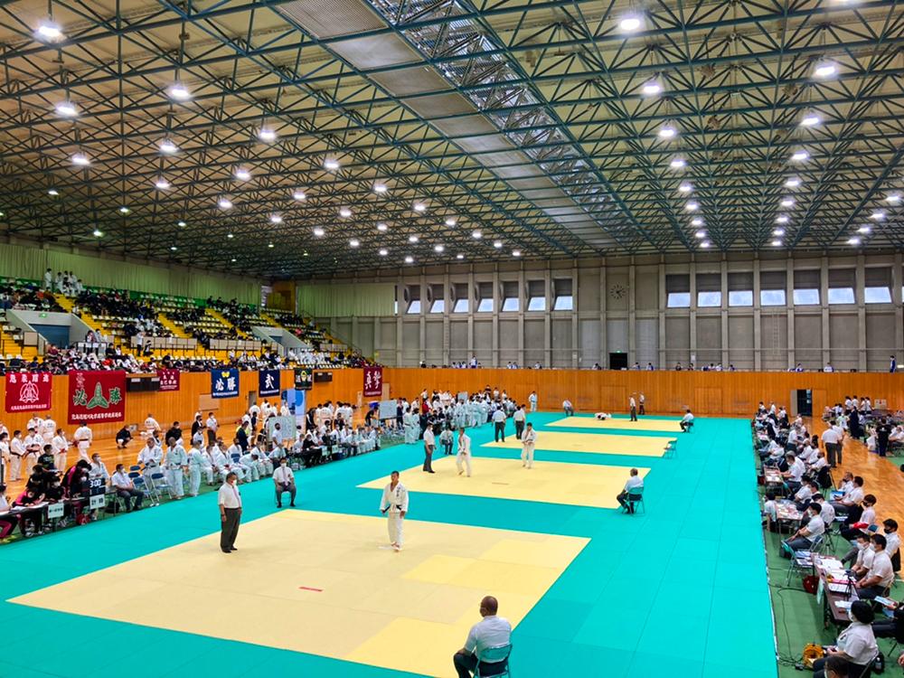 北海道高等学校柔道大会