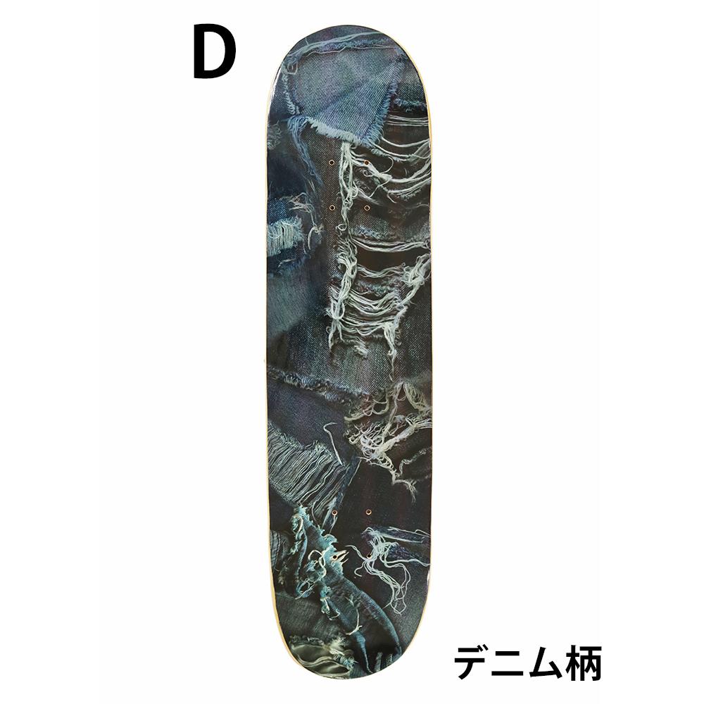 DEFiER スケートボード D