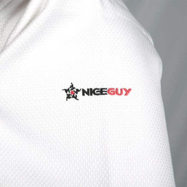 NICE GUY RAISE 上衣 ロゴ